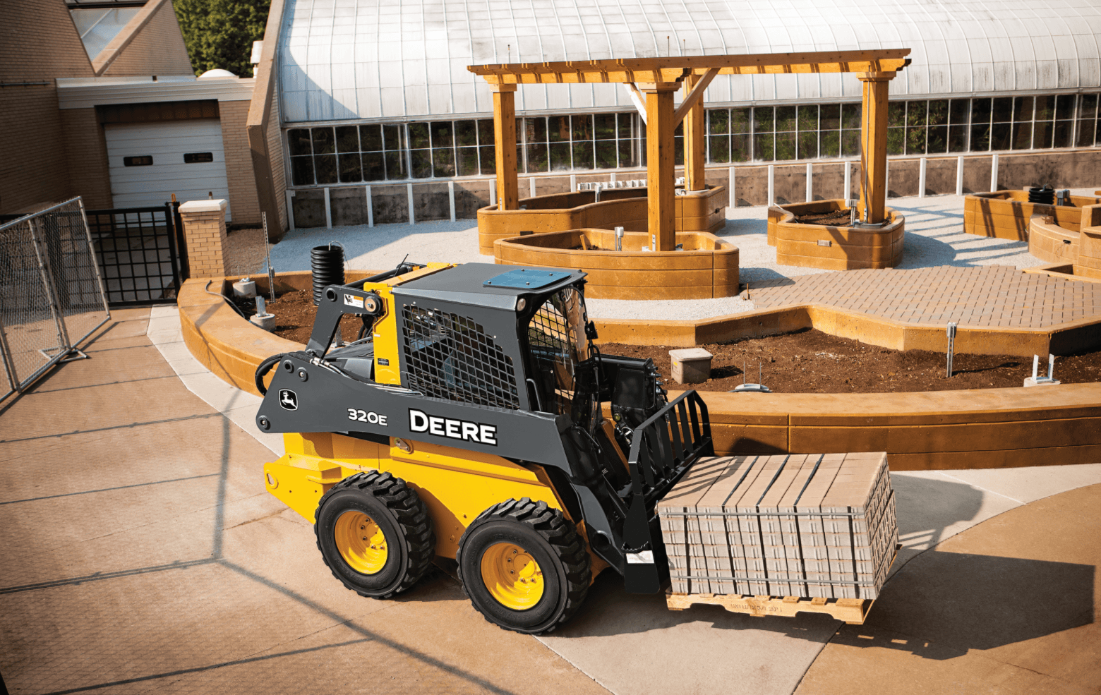 What Is A Skid >> What Size Skid Steer Is Right For Your Business
