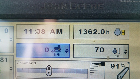 2015 John Deere 6140R