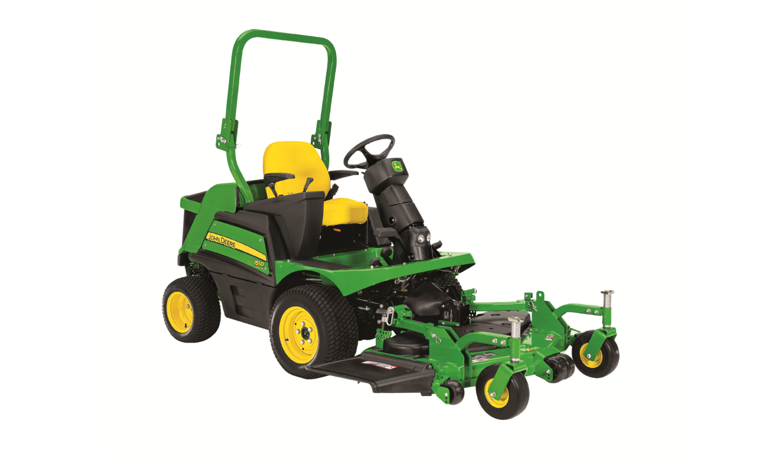 Front & Wide Area Mowers Equipment Image