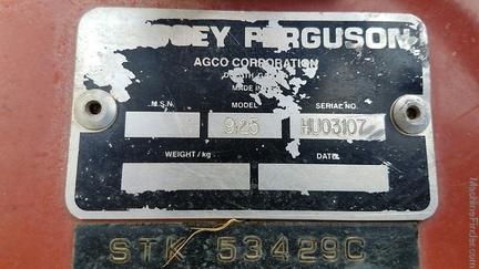 2009 Massey Ferguson 9435