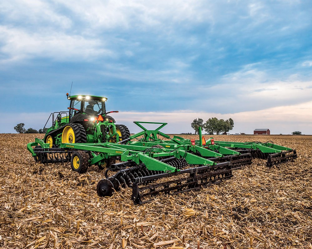 Tillage Equipment Image