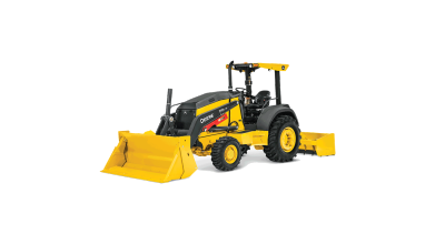 Tractor Loaders Equipment Image
