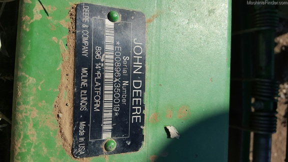 John Deere 4895