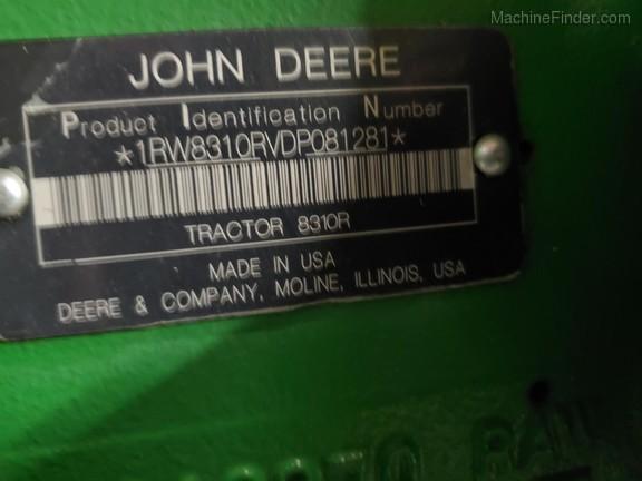 2014 John Deere 8310R