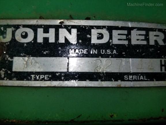 1989 John Deere 9600