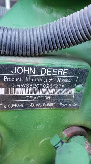 2004 John Deere 8520