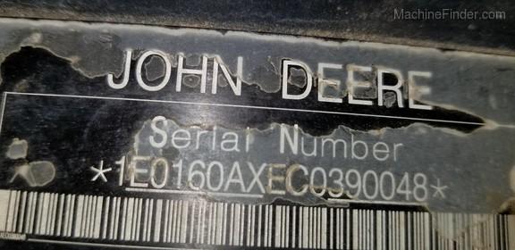 2013 John Deere 160A
