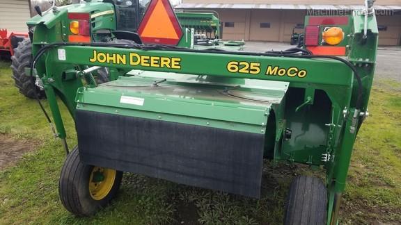 2018 John Deere 625