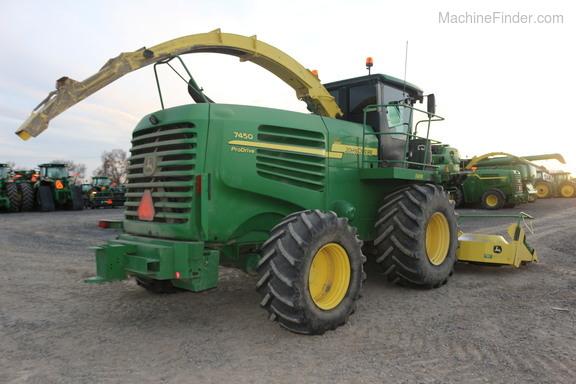 2009 John Deere 7450