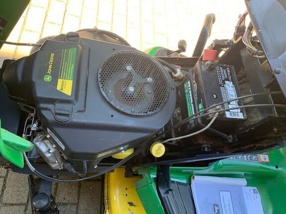 2011 John Deere X300