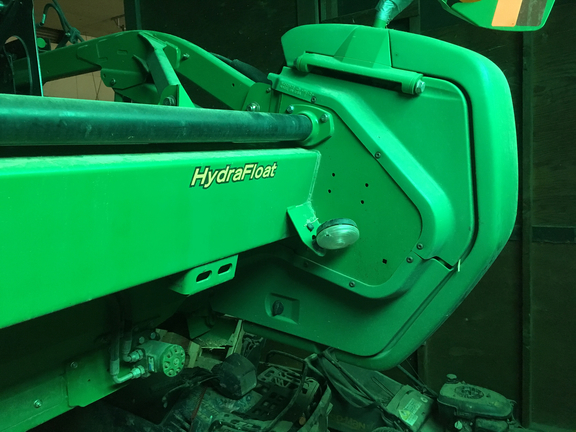 2010 John Deere 640D