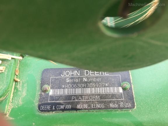 2006 John Deere 630R