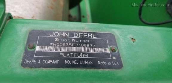2004 John Deere 635F