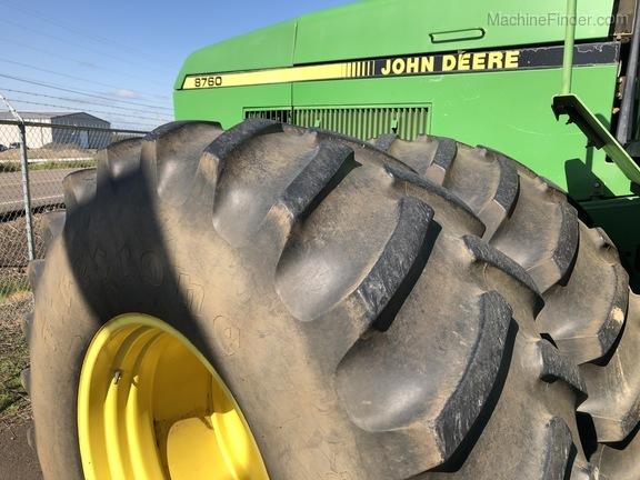 1993 John Deere 8760