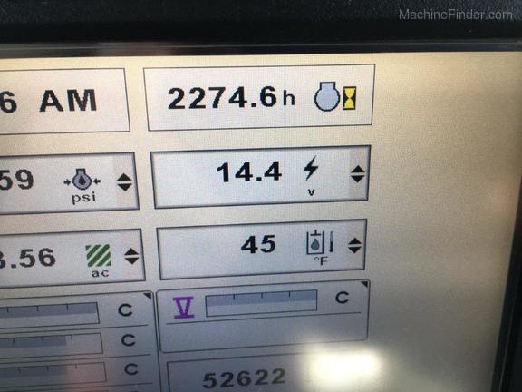 2012 John Deere 9560R