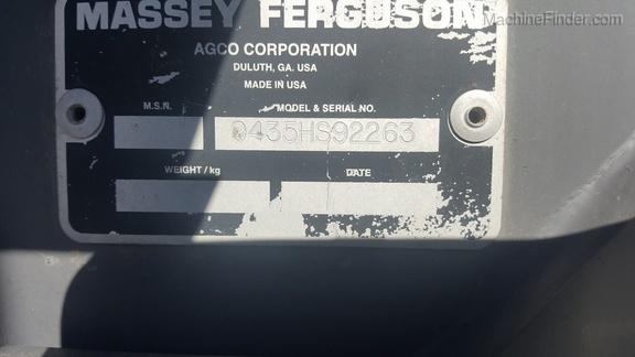 Massey Ferguson 9435