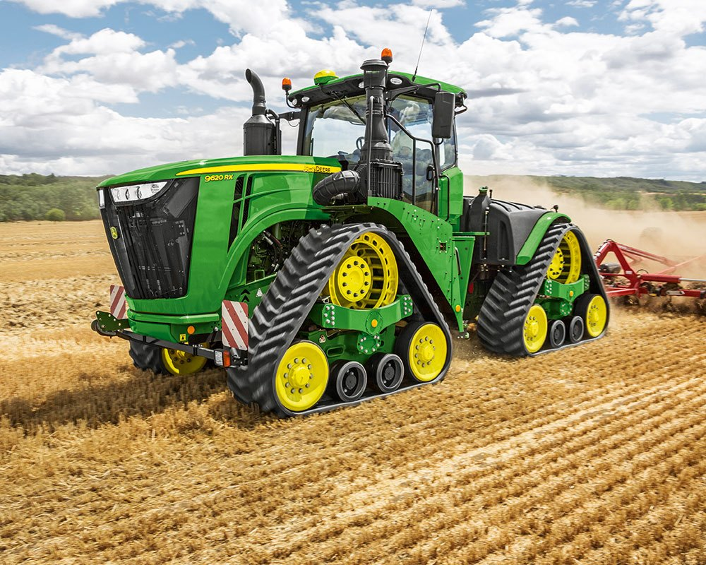 4 Wheel Drive Tractors Equipment Image