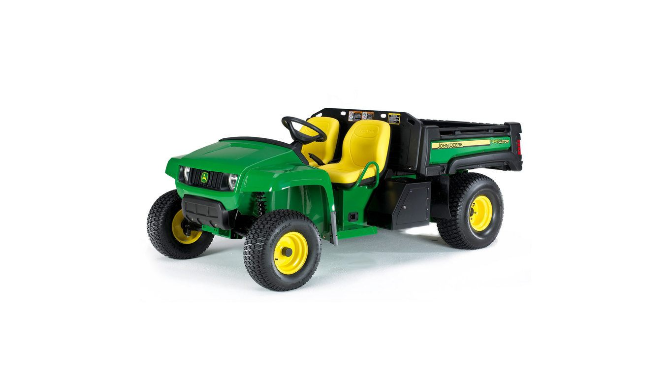 John Deere TE 4x2 Electric