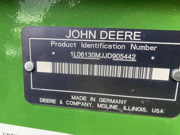 2018 John Deere 6130M
