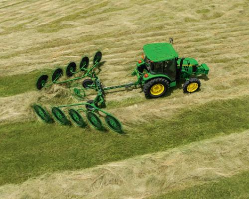 Hay & Forage Raking Equipment Equipment Image