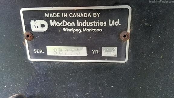 1994 Macdon 2900