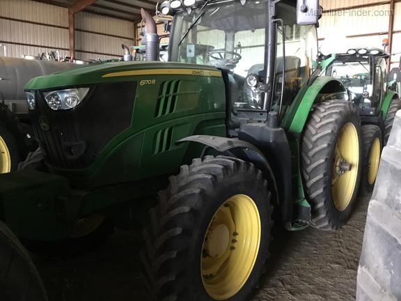 2012 John Deere 6170R