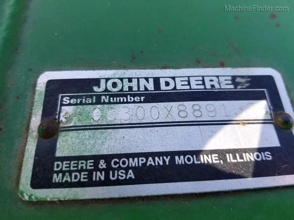 1987 John Deere 3430
