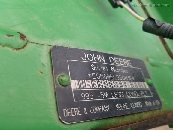 2007 John Deere 4995
