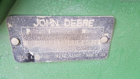 2006 John Deere 9620T