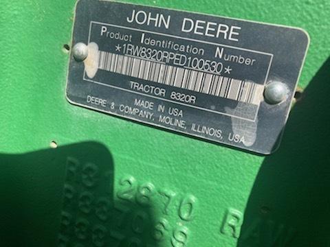 2014 John Deere 8320R