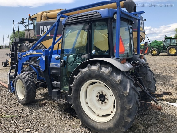 2011 New Holland T4050