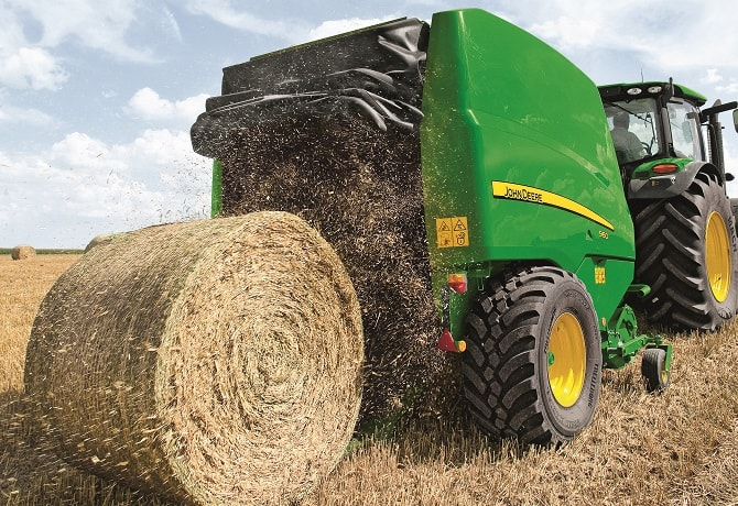 900 Series Balers Equipment Image