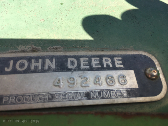1991 John Deere 9600