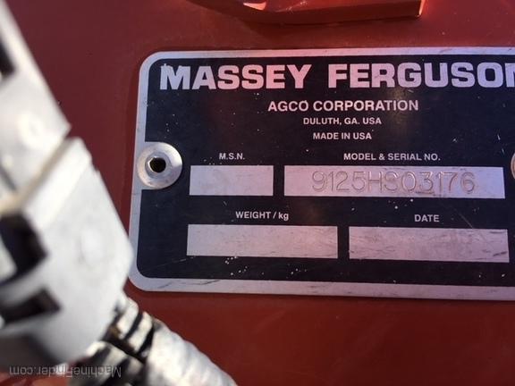 2009 Massey Ferguson 9430