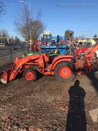 2012 Kubota L3200 Pap 233 Machinery Agriculture Amp Turf