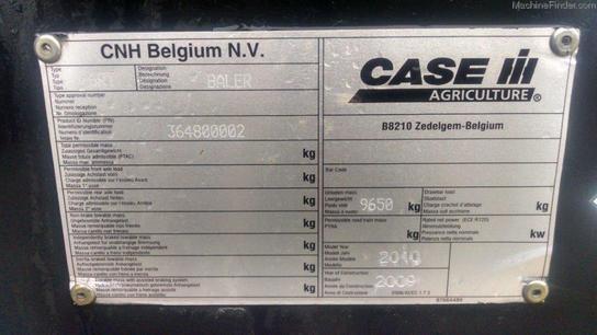 2010 Case LB433