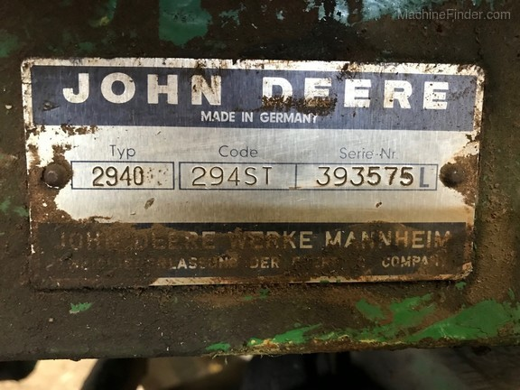 1983 John Deere 2940