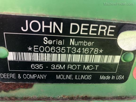 2008 John Deere 635