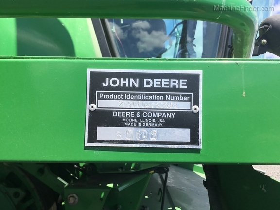2007 John Deere 9660