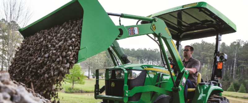 15% Off Canopies & SCVS for Compact Tractors