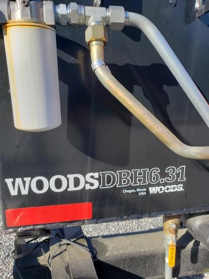 2018 Woods DBH630