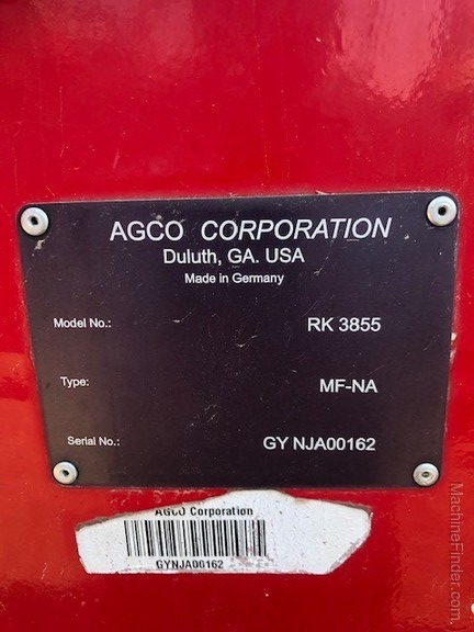 Massey Ferguson RK3855