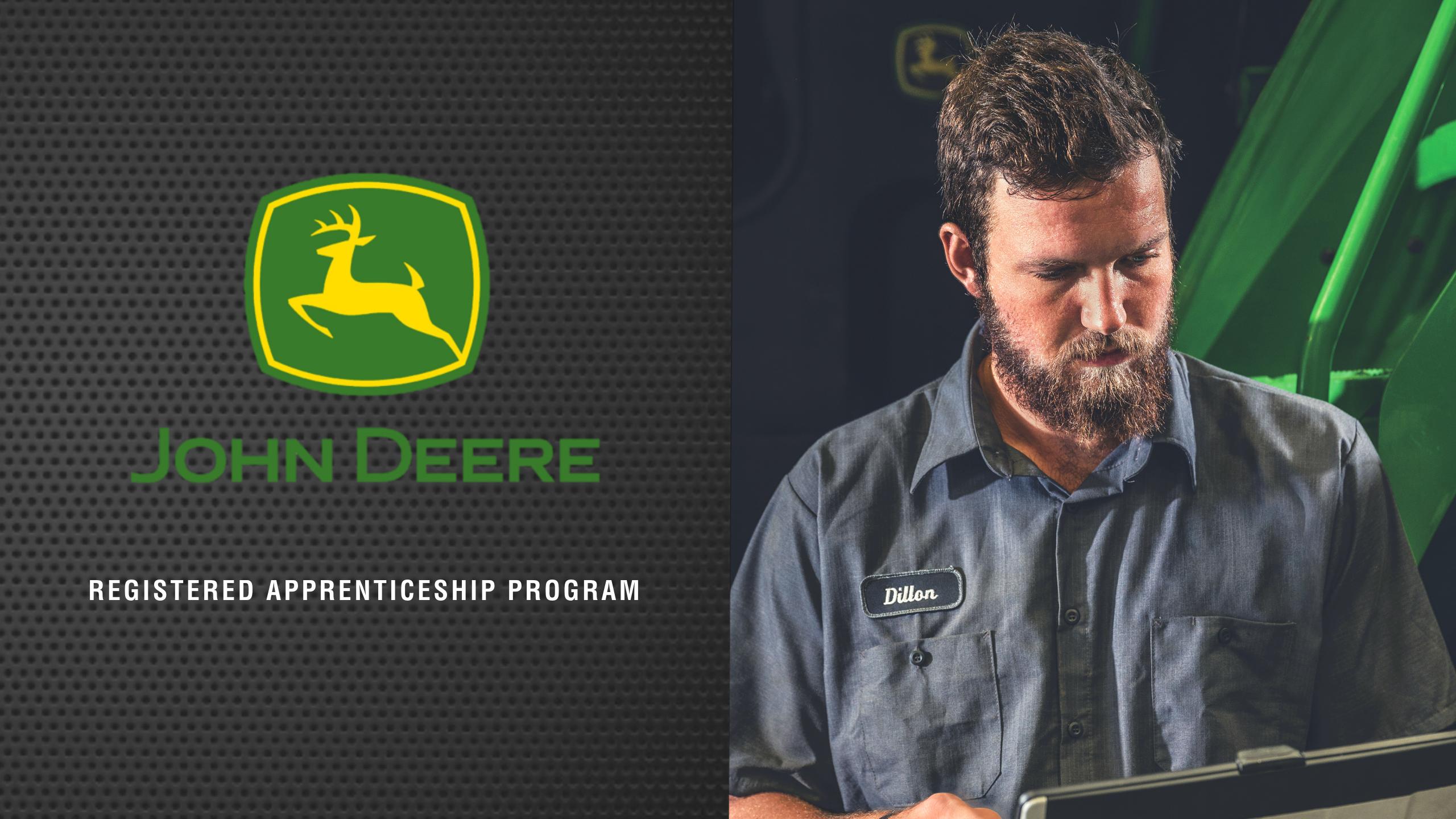 john deere registered apprenticeship program