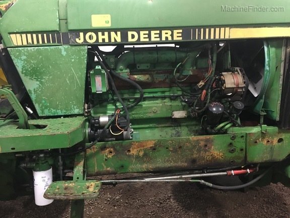 1990 John Deere 2955
