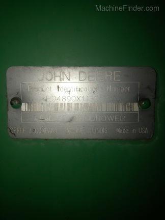 1997 John Deere 4890
