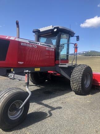 2015 Massey Ferguson 9870