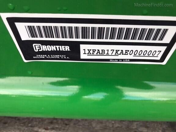 2019 Frontier AB17K