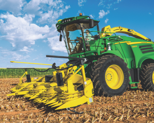 Rotary Harvesting Heads Equipment Image
