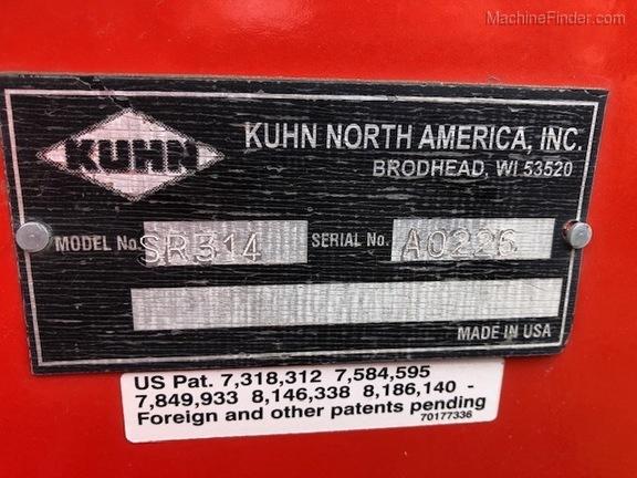 2015 Kuhn SR314