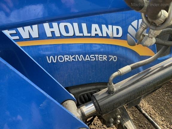2017 New Holland WORKM